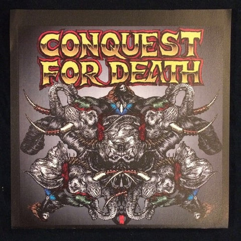 "Conquest For Death ""Conquest For Death"" 7''"