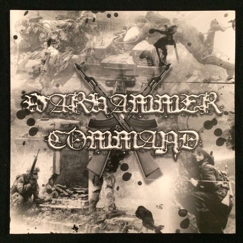 "War Hammer Command ""Total War"" 7''"