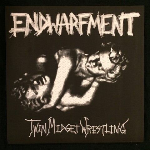"Endwarfment / Victimised Split 7"" (Norse thrash/grind retards)"