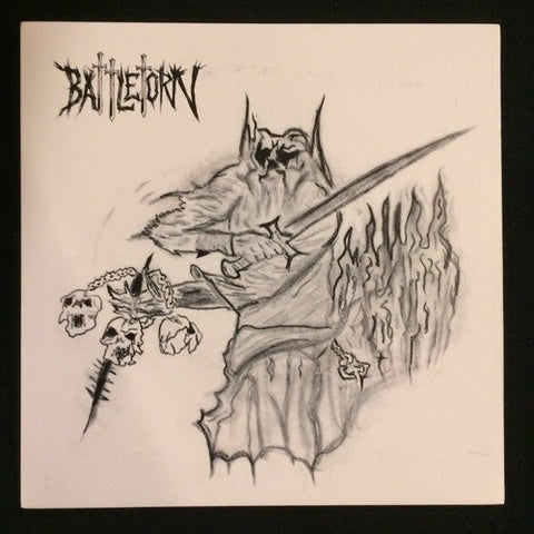 "Battletorn ""Villains / Reversed"" 7''"