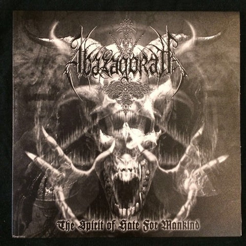 "Abazagorath ""The Spirit Of Hate For Mankind"" 7''"