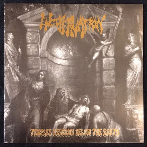"Encoffination ""Temples Descend Below The Earth"" 7''"