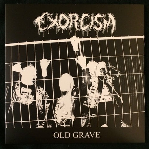 "Exorcism / Rademassaker ""Old Grave / Tormented In Gore"" Split 7'"