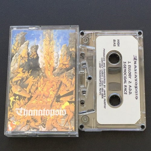 "Thanatopsis ""Genocidal Race"" Demo (Oakland DM '97)"