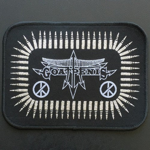 "Goatpenis ""Logo"" Patch"