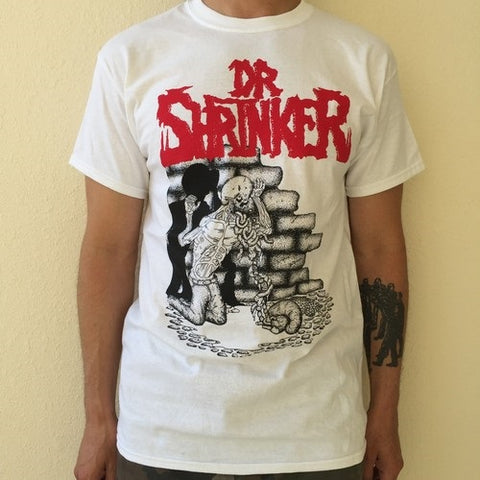 "Dr. Shrinker ""Vomit"" White TS S"