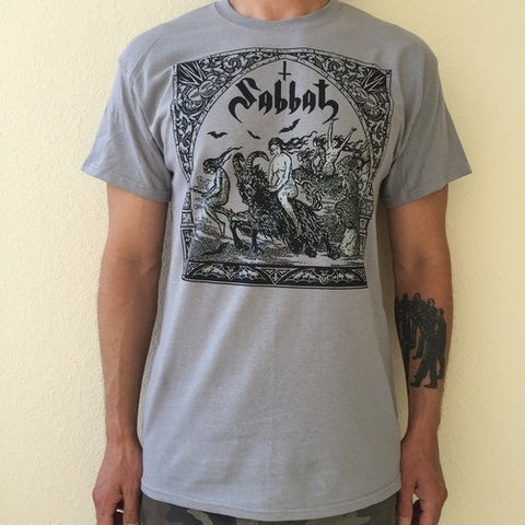 "Sabbat ""Sabbatical Possessitic Hammer"" Gray TS S"