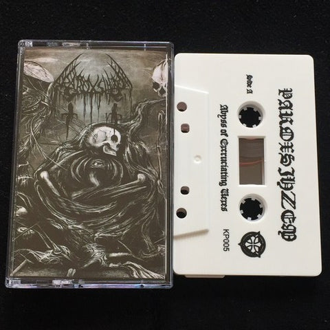 "Paroxsihzem ""Abyss of Excruciating Vexes"" MC"