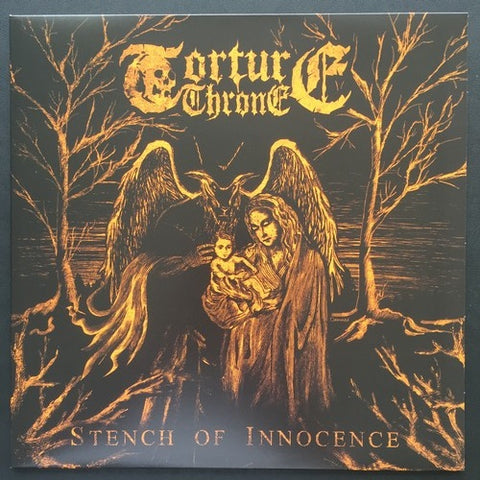 "Torture Throne ""Stench of Innocence"" LP"