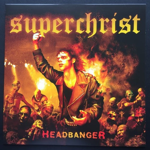 "Superchrist ""Headbanger"" LP"