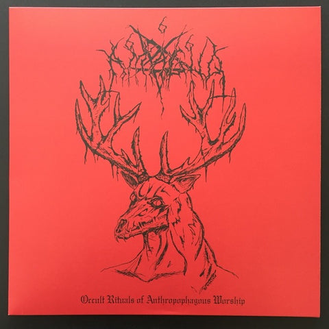 "Amaguq ""Occult Rituals of Anthropophagous Worship"" LP"