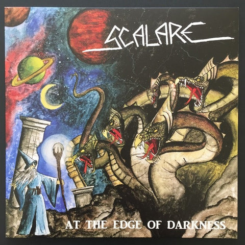 "Scalare ""At the Edge of Darkness"" LP"