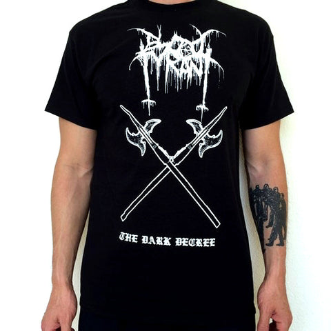 "Blood Tyrant ""The Dark Decree"" TS L"