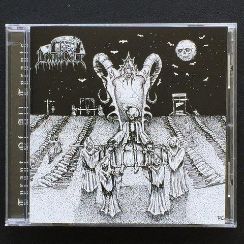 "DeathCult ""Tyrant of All Tyrants"" CD"