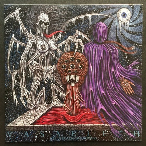 "Vasaeleth ""All Uproarious Darkness"" LP"