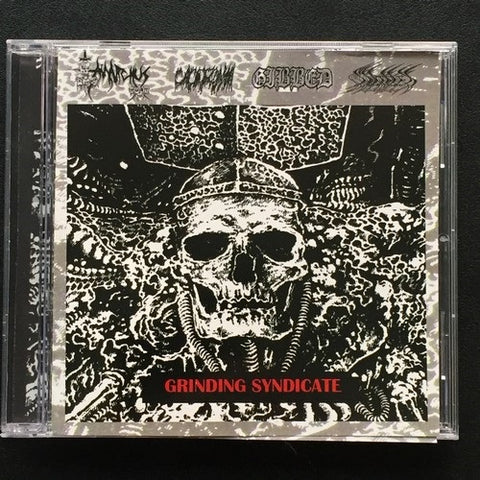 V/A Grinding Syndicate CD (Anarchus, Gibbed, Multiplex, etc)