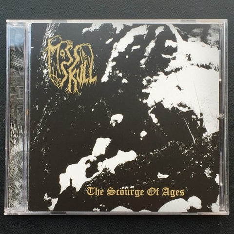 "Moss upon the Skull ""The Scourge of Ages"" CD"