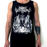 "Black Witchery ""Desecration of the Holy Kingdom"" Tank Top L"