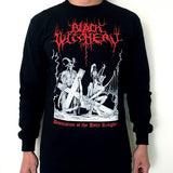 "Black Witchery ""Desecration of the Holy Kingdom"" LS S"