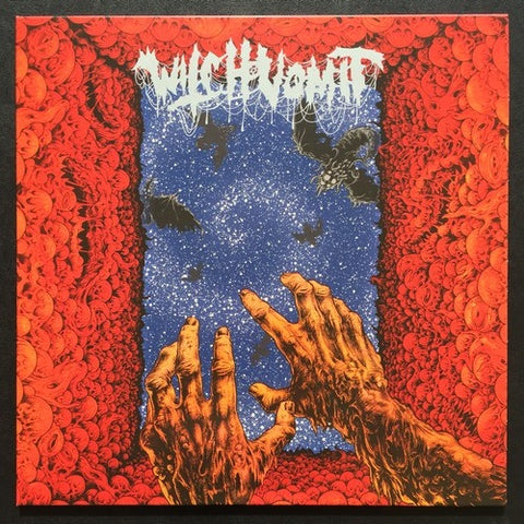 "Witch Vomit ""Poisoned Blood"" LP"
