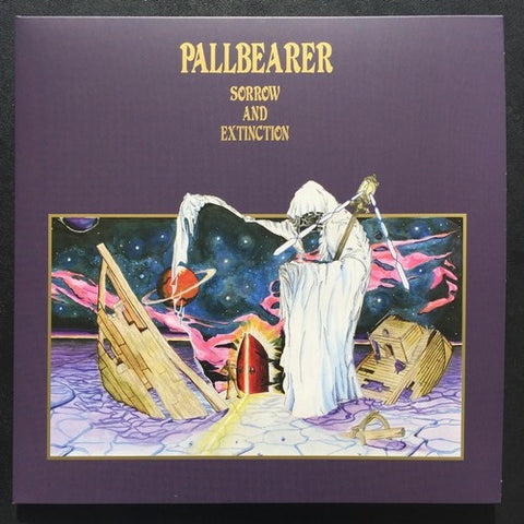 "Pallbearer > Sorrow and Extinction"" DLP"
