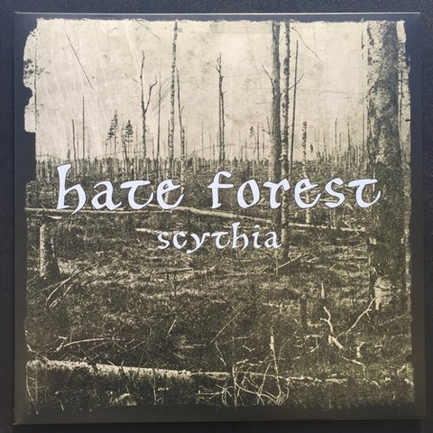 "Hate Forest ""Scythia"" LP (1st Demo from 1999)"