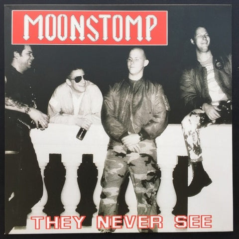 "Moonstomp ""They Never See"" LP"