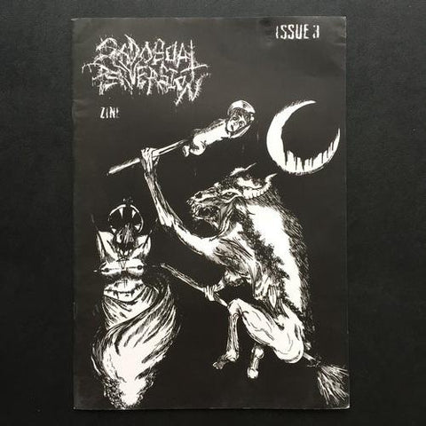 Sadogoat Perversion Zine #3