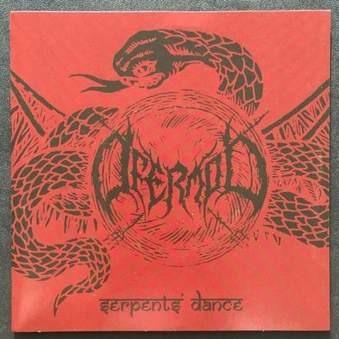 "OFERMOD ""Serpents' Dance"" 7"""