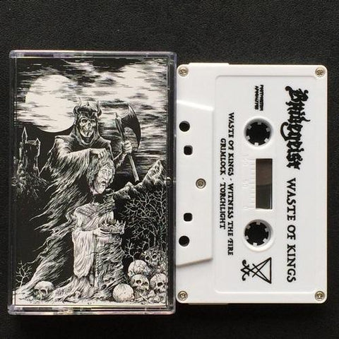 "Bridegeist ""Waste of Kings"" Demo"