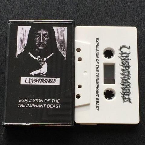 "Unspeakable ""Expulsion of the Triumphant Beast"" Demo"