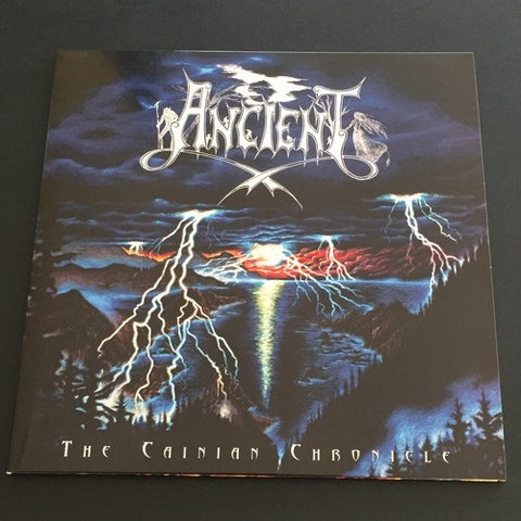 "Ancient ""The Cainian Chronicle"" Double LP"