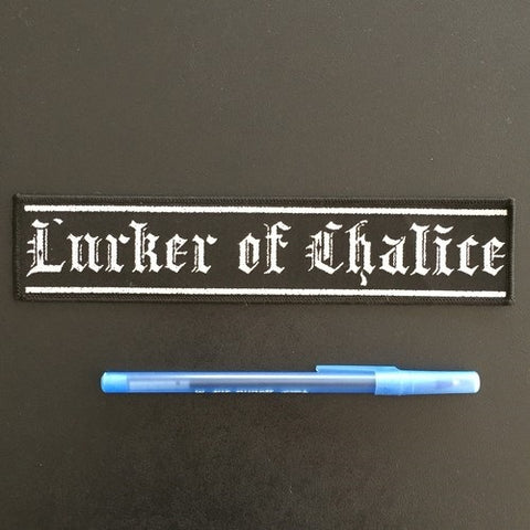 "Lurker of Chalice ""Logo"" Strip Patch"