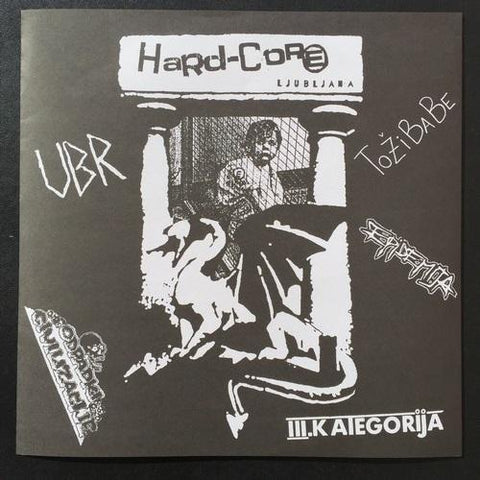 V/A Hard-Core Ljubljana LP