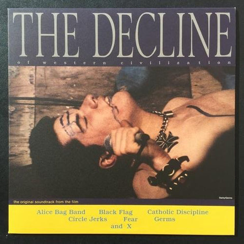 V/A Decline of the Western Civilisation Vol. 1 LP