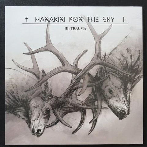 "Harakiri For The Sky ""III: Trauma"" Double LP"