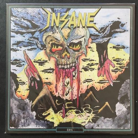 "Insane ""Evil"" LP"