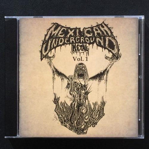 V/A Mexican Underground 1984 - 1994 Vol 1 CD