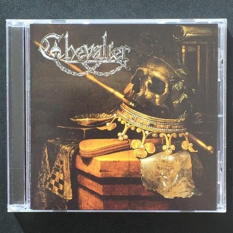 "CHEVALIER ""A Call to Arms"" CD"