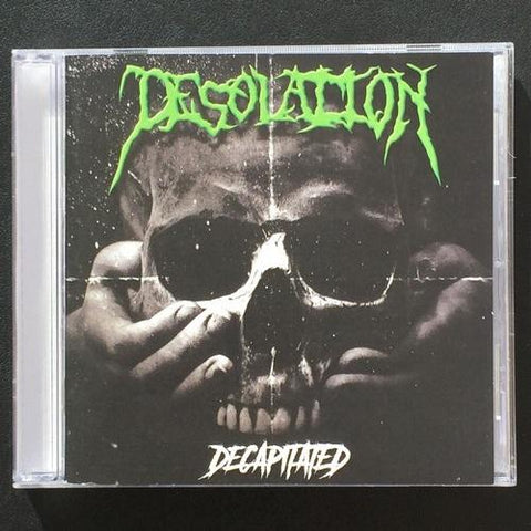 "Desolation ""Decapitated"" CD"