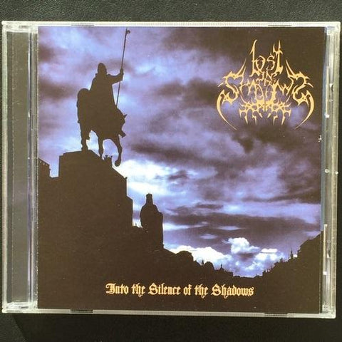 "Lost in the Shadows ""Into the Silence of the Shadows"" CD"