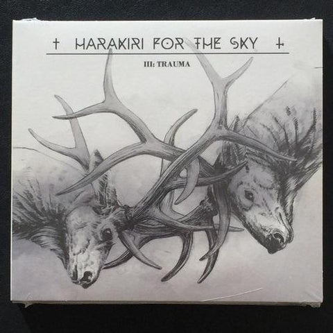 "Harakiri For The Sky ""III: Trauma"" Digipak CD"