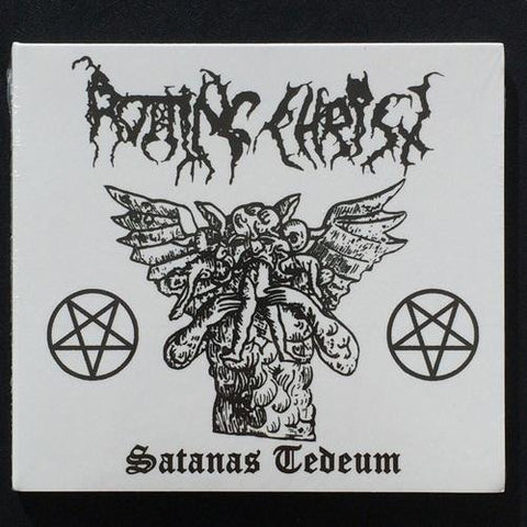 "Rotting Christ ""Satanas Tedeum"" Digipak CD"