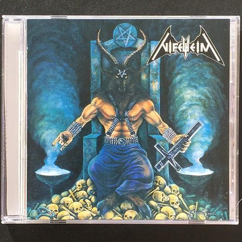"Nifelheim ""Nifelheim / Devil's Force"" CD"