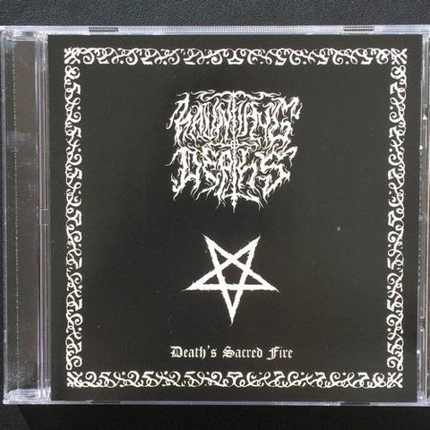 "Haunting Depth ""Death's Sacred Fire"" CD"