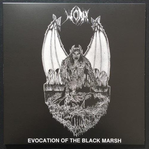 "Worm ""Evocation of the Black Marsh"" LP"
