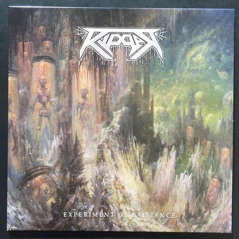 "Ripper ""Experiment of Existence"" LP"