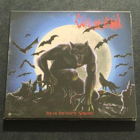 "Cult of Eibon ""Lycan Twilight Sorcery"" Digipak CD"