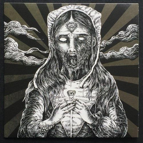 "Vociferian ""Icon Edge (An Anagram for Genocide)"" 7"""