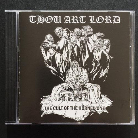 "Thou Art Lord ""The Cult of the Horned One"" CD"